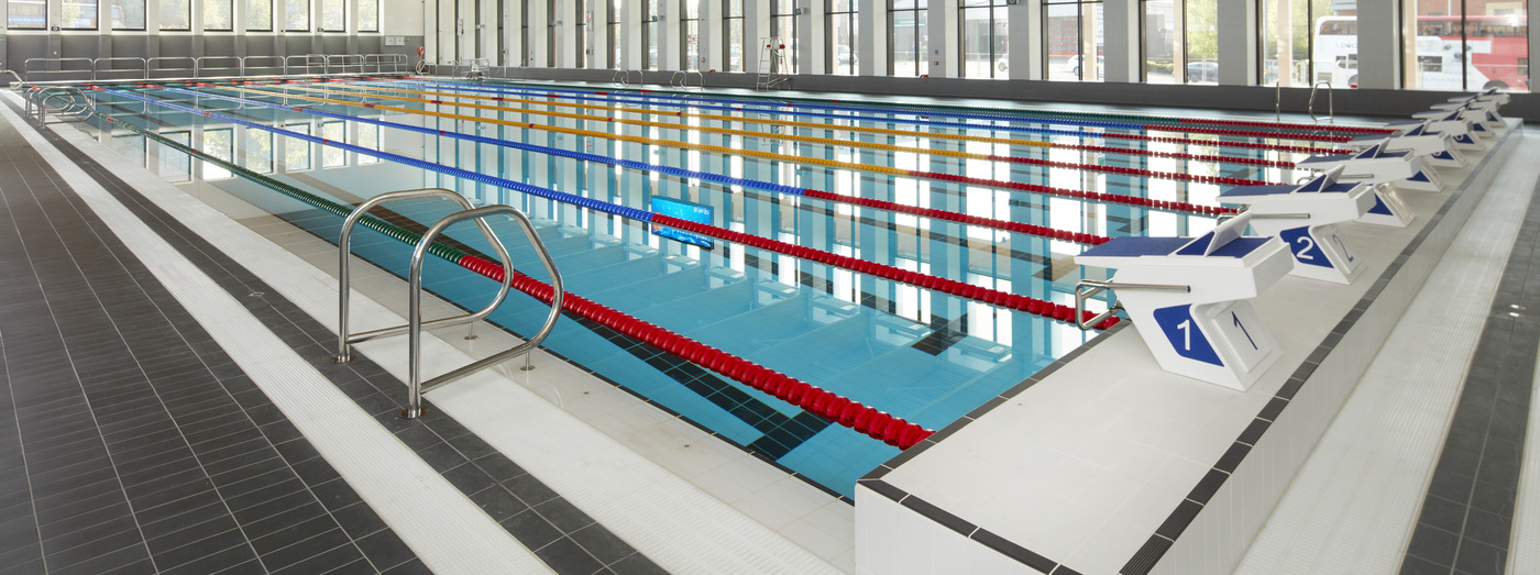Discover Birminghamu0027s Only Olympic Length Pool