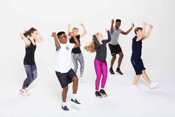 Born to move classes 13-16 year olds