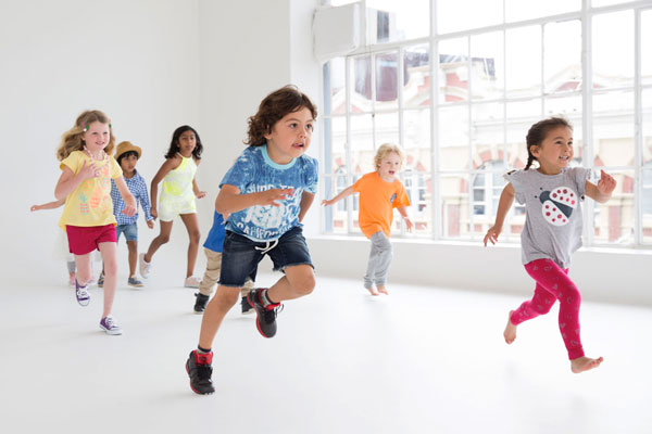 Born to move classes 6-7 year olds