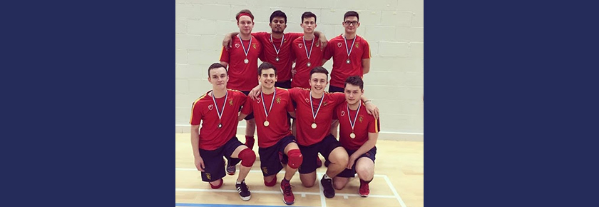 Dodgeball Take On the Yorkshire Open