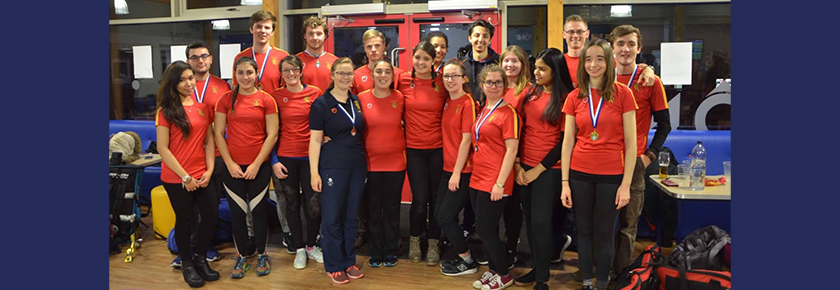 Birmingham's Archers Bring Home Medals