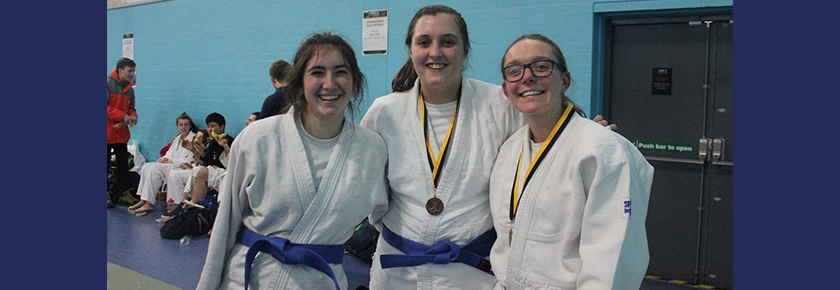 Judo Club Show Off their Potential in Sheffield