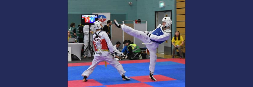 Taekwondo Take on Nationals