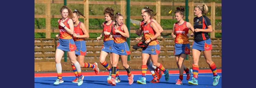 Investec Women's Hockey National League Team – Meet the Players