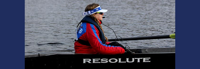 Autumn Attends Coxing Trials for GB U23