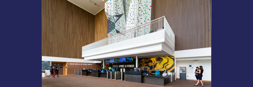 University of Birmingham Sport and Fitness Club receives architectural award