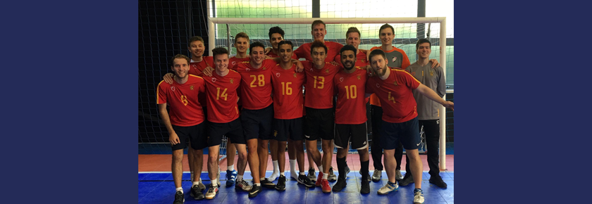 Handball make strong start to the season