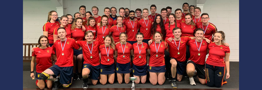 Competition success for dodgeball teams