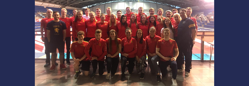 Swimmers perform at BUCS short course