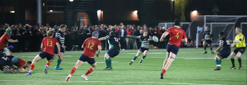 ENGAGE Victory for 1st XV