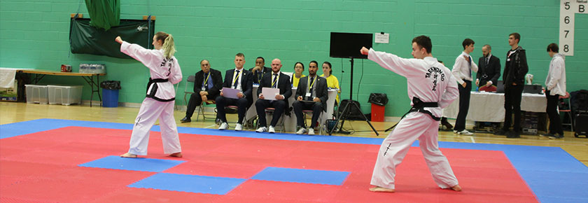 Multiple Medals at Multiple Championships for UoB Taekwondo