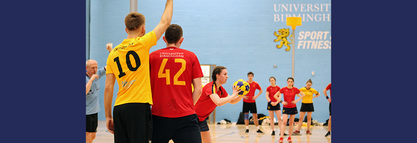 Korfball dominate BUCS Regionals